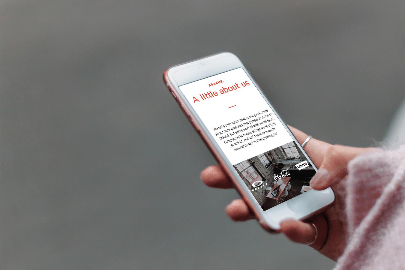Brochure-in-Mobile