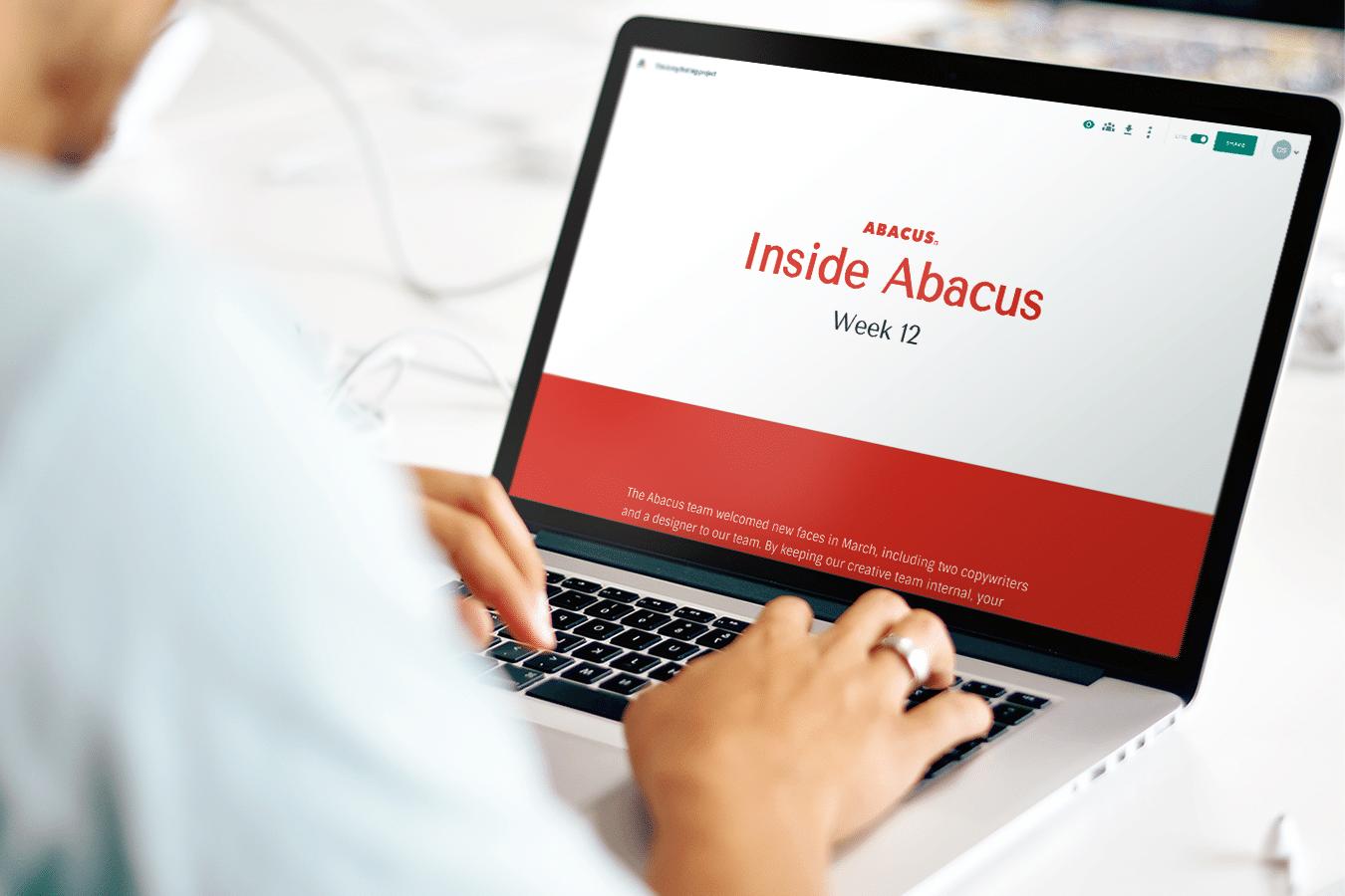 Newsletter-in-Desktop