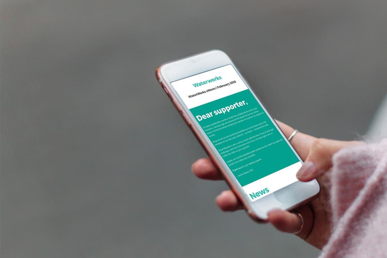 mobile-nonprofit-newsletter