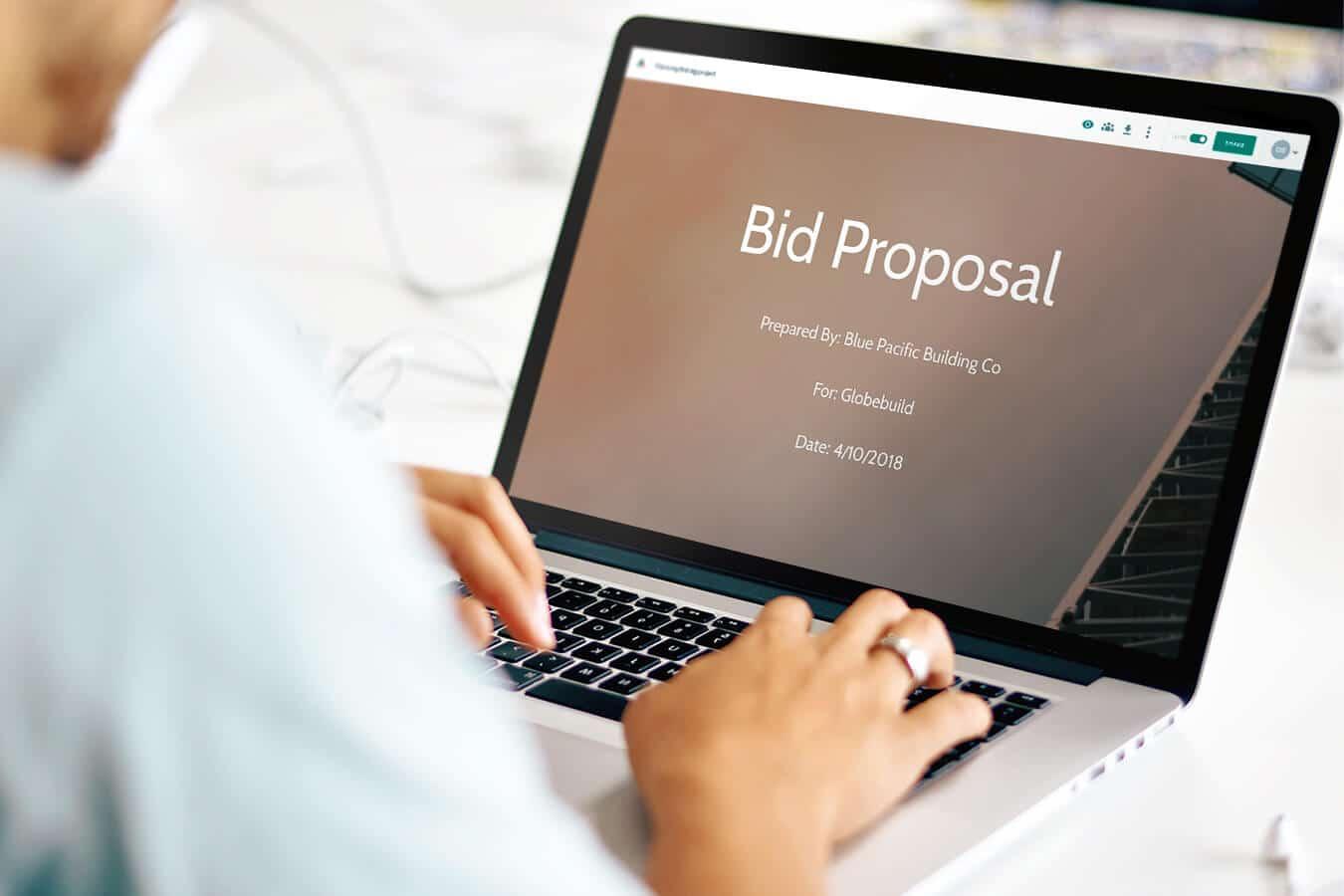 laptop-bid-proposal