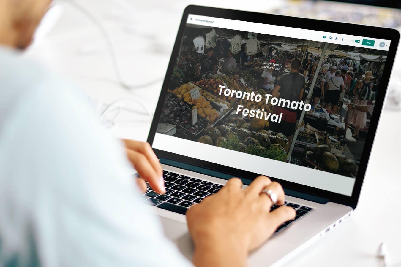 laptop-event-information