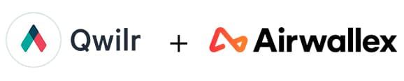 Qwilr + Airwallex Logo
