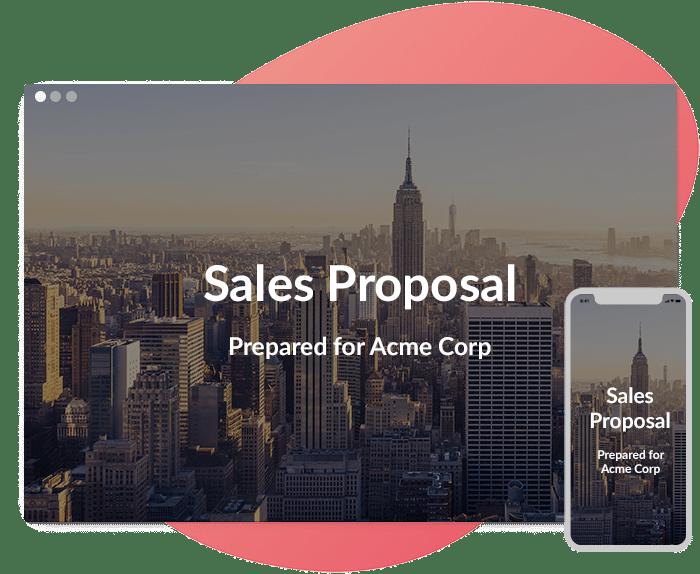 Proposal as Webpage Small